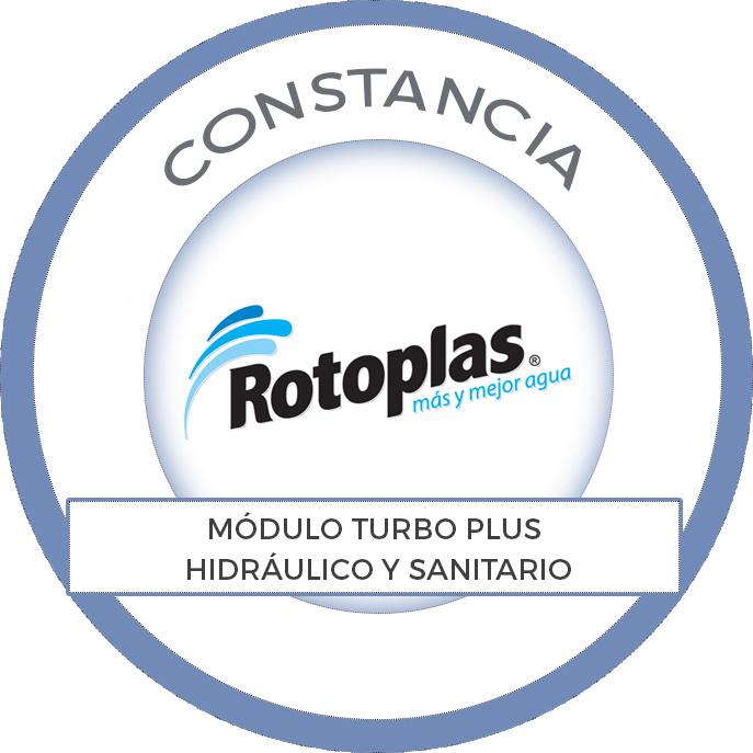 Certificación Rotoplas