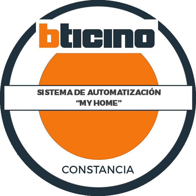 Certificación Bticiño