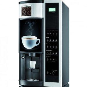 Máquinas expendedoras de bebidas calientes