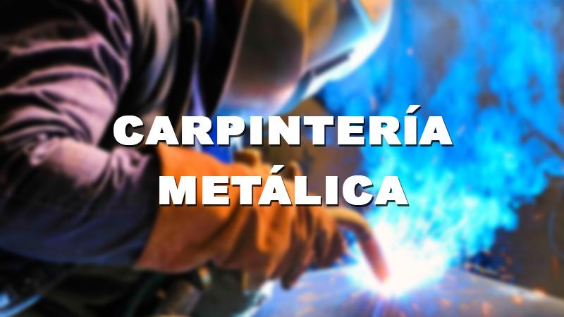 empresa taller de carpintería metálica en alicante