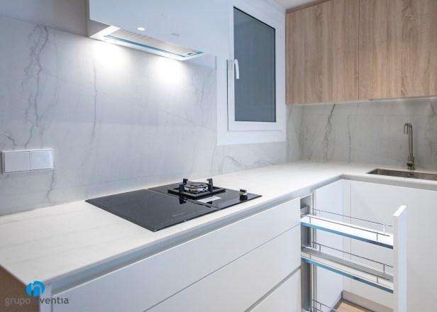 placa cocción cocina