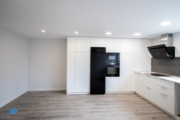 electrodomésticos integrados cocina
