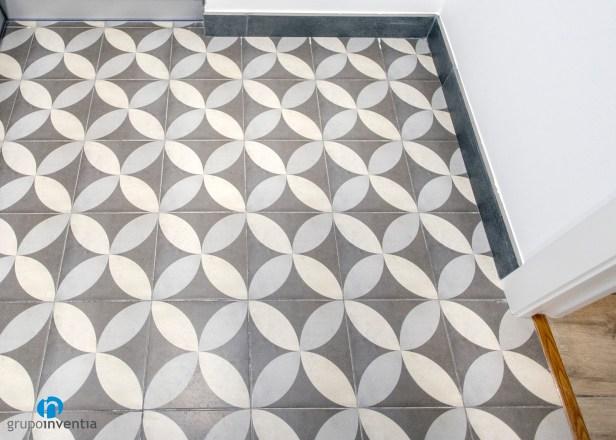 suelo cerámico cocina