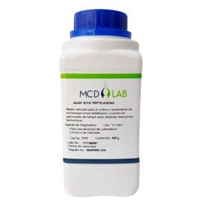Agar Soya Tripticaseína 450g MCD Lab