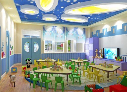 Salas Infantiles en Centros de Trabajo