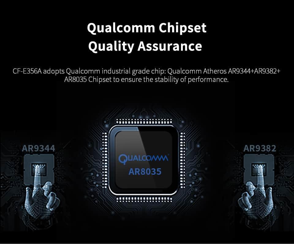 Comfast CF-E356A Qualcomm Chipset