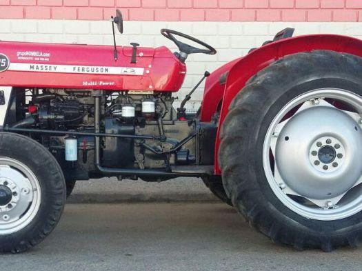 tractores - grupo nombela