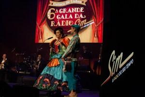 6ª Grande Gala Rádio SIM - Inês Carneiro e José Manuel Monteiro