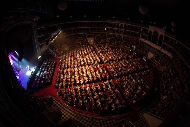 6ª Grande Gala Rádio SIM - público