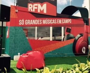 RFM imagem sonora apresentação estoril