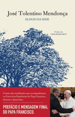 José Tolentino Mendonça capa livro