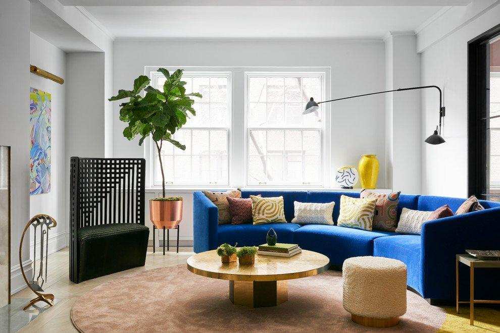 Elegir una mesa de caf que agrega car cter a su sala de for Mesa de cafe pequena sala de estar