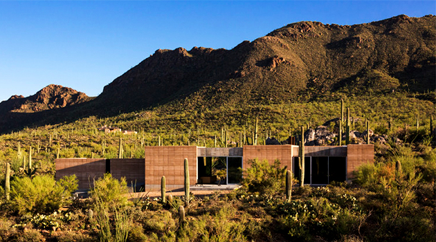 Tucson Mountain Retreat by DUST en Tucson, Arizona