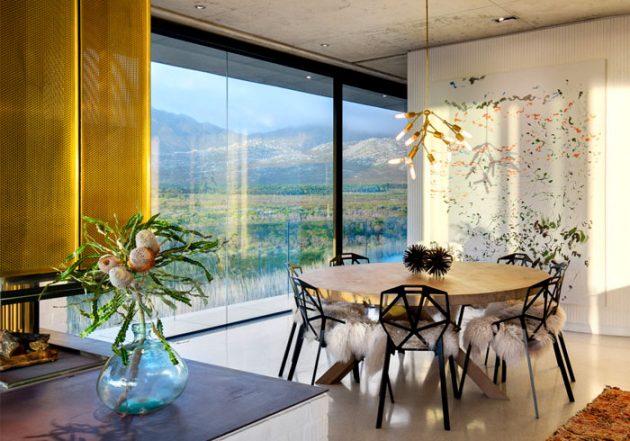 16 ideas inspiradoras para decorar creativamente las paredes de tu comedor