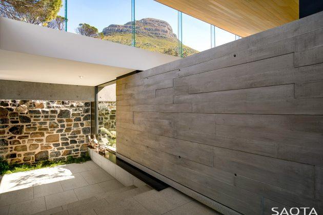 Kloof 119A by SAOTA en Ciudad del Cabo, Sudáfrica