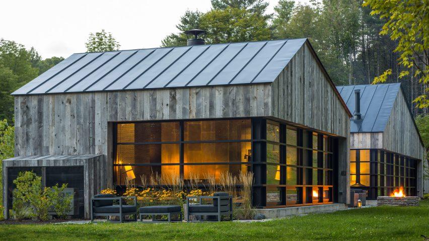 The Woodshed by Birdseye Design en Pomfret, Vermont