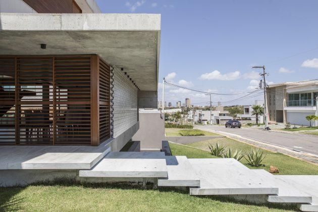 IF House de Martins Lucena Arquitetos en Ponta Negra, Brasil