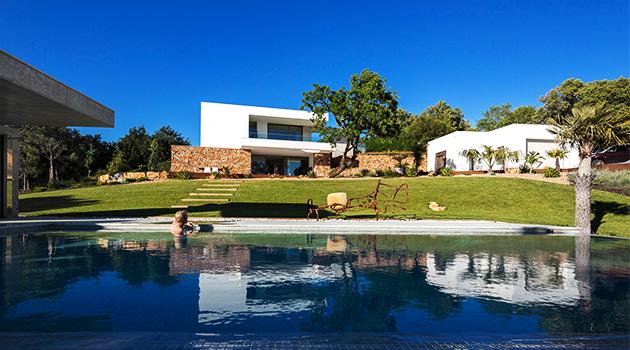 Casa de Malaca por Mario Martins Atelier en Lagos, Portugal