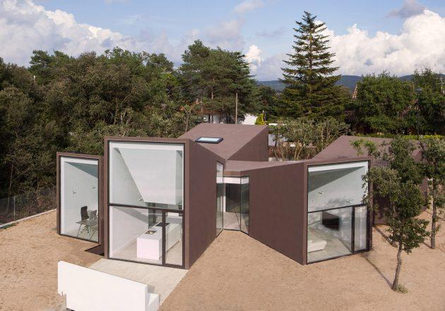 House & Studio YC by RTA Office en Barcelona, España