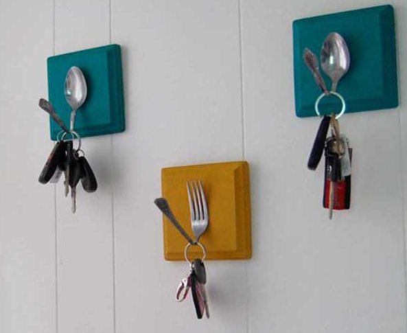 17 ideas más creativas para reutilizar artículos de cocina