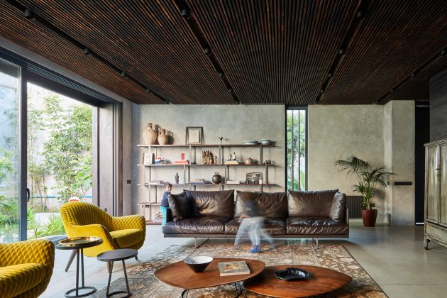 Casa LM por Elements Lab en Casablanca, Marruecos
