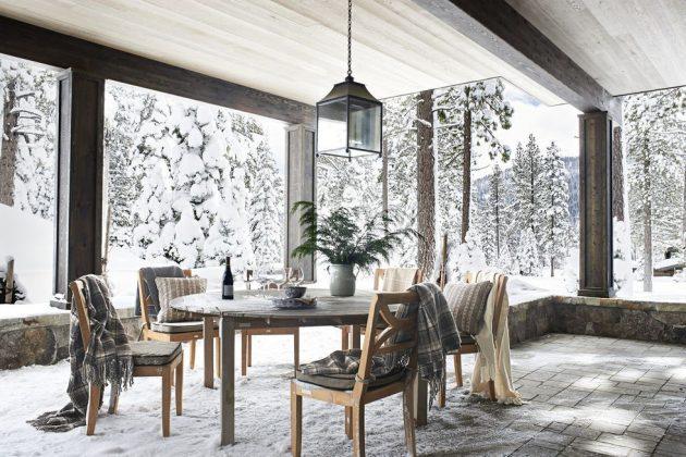10 ideas de decoración de la casa del lago con encanto