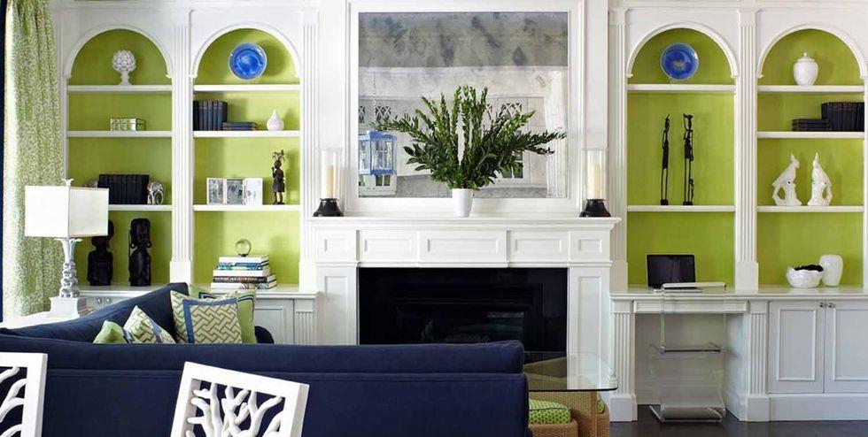 ¡Los mejores colores de pintura verde lima para energizar tu habitación!
