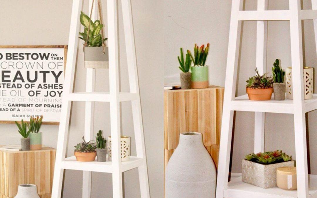 Plant Stand en un nivel totalmente nuevo.
