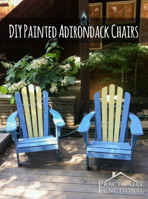 15 artesanías frescas al aire libre que puedes hacer durante este fin de semana