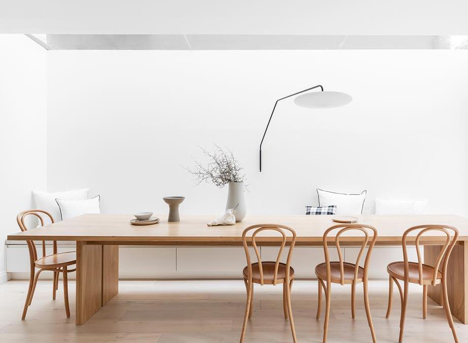 Este cambio de imagen moderno y minimalista en el diseño de la casa hará que quieras vivir en Sydney