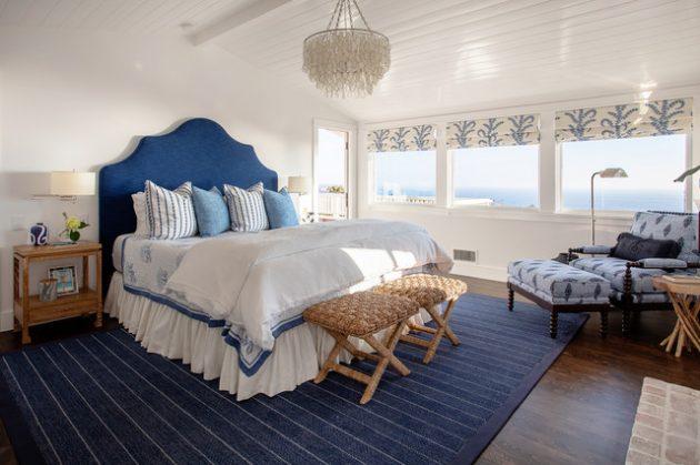 16 atractivas habitaciones de estilo playero ideales para el verano