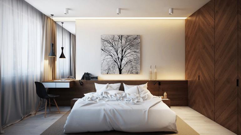 16 hermosas habitaciones pequeñas que te llamarán la atención