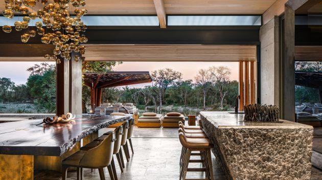 Cheetah Plains Lodge por ARRCC en Sabi Sand, Sudáfrica