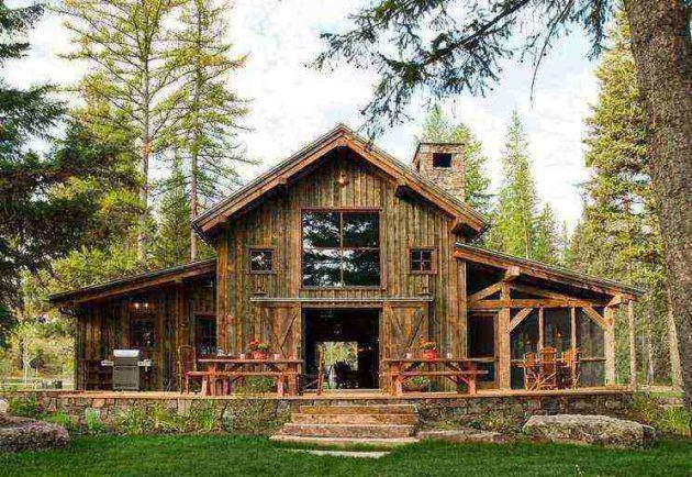 Las casas de campo más hermosas que jamás haya visto