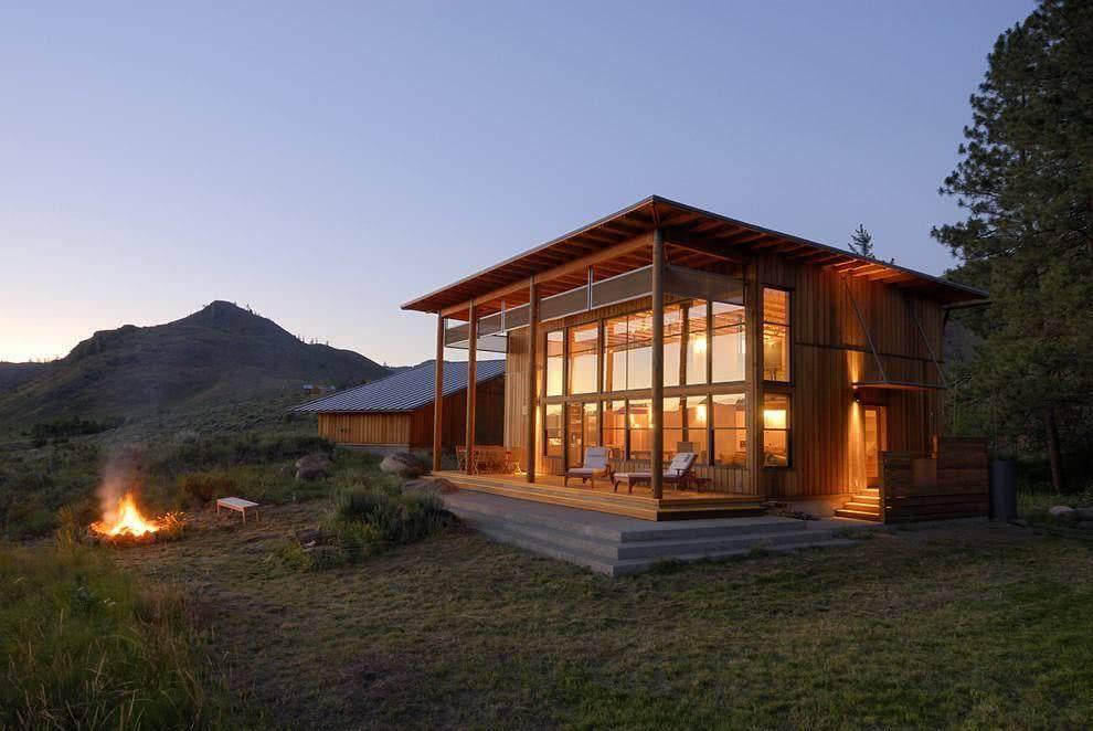 Las casas de campo más hermosas que jamás hayas visto