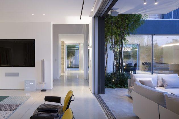 N16 por Havkin Architects en Ramat Hasharon, Israel