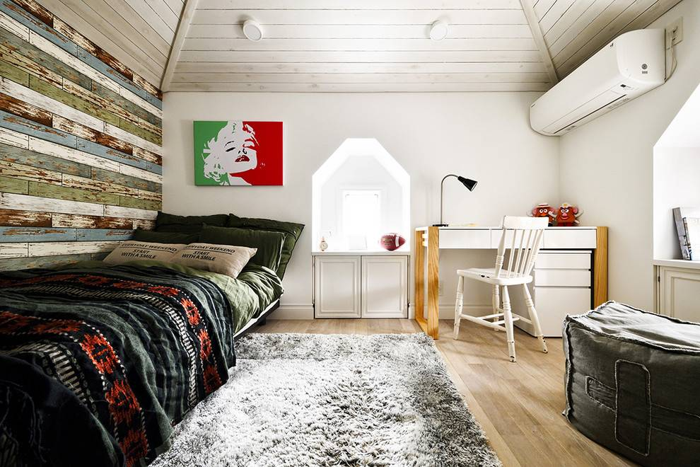 15 Cute Eclectic Kids Room Interiors That Will Delight You