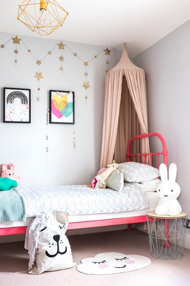 15 lindos interiores eclécticos para habitaciones de niños que te deleitarán