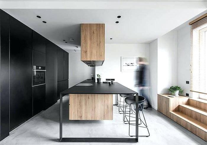 16 diseños atemporales Negro cocina que vale la pena ver