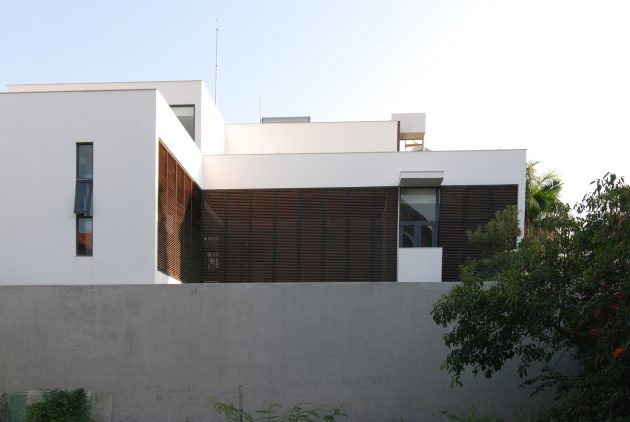 Eden Villa por XYZ Architects en Ciudad Ho Chi Minh, Vietnam