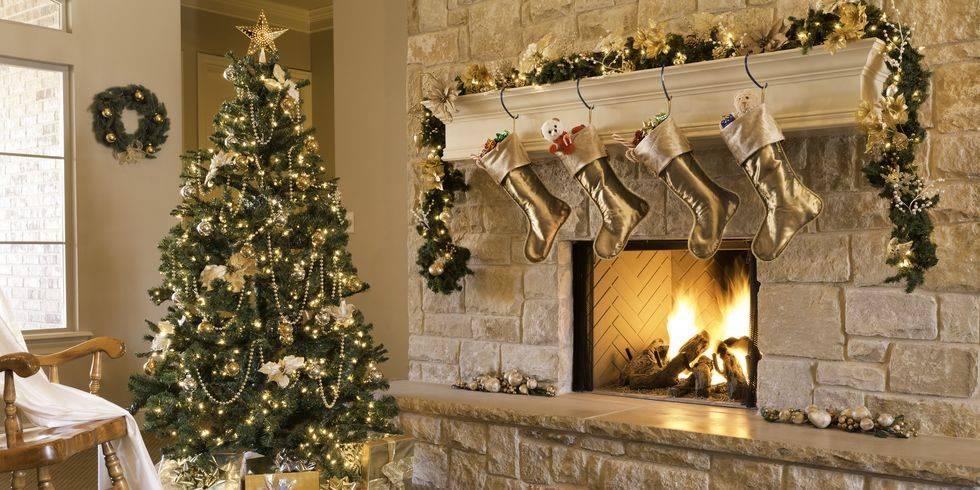 9 impresionantes ideas de decoración de manteles navideños