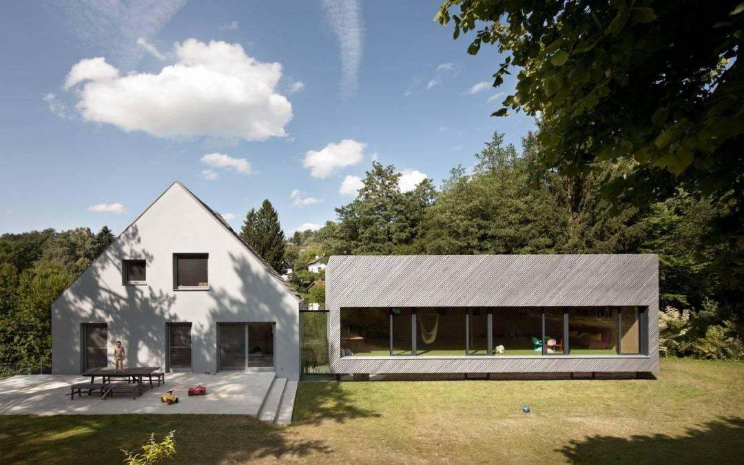 Casa Eichgraben por Franz Architekten en Wels, Austria