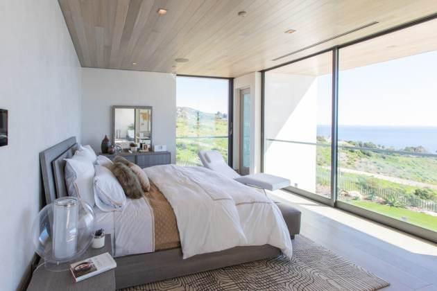 16 impresionantes interiores de dormitorios modernos de los que te enamorarás