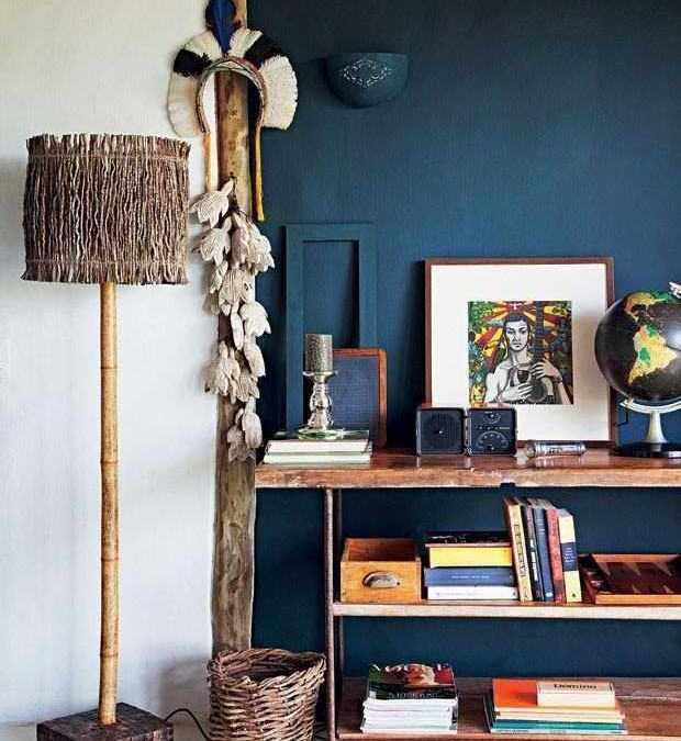 Las mejores referencias de Internet para decorar paredes con tonos azules