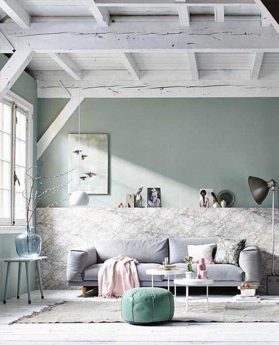 10 ideas de colores para la sala de estar que adorarás