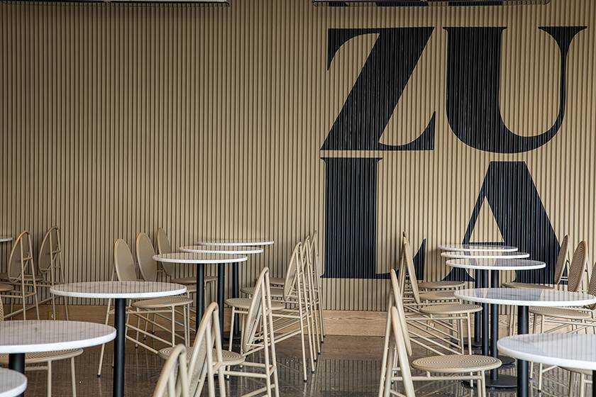 Distintivo y tranquilo: Zula Zorlu