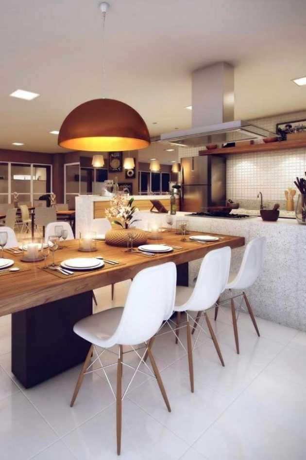 6 ideas de decoración para espacios gourmet
