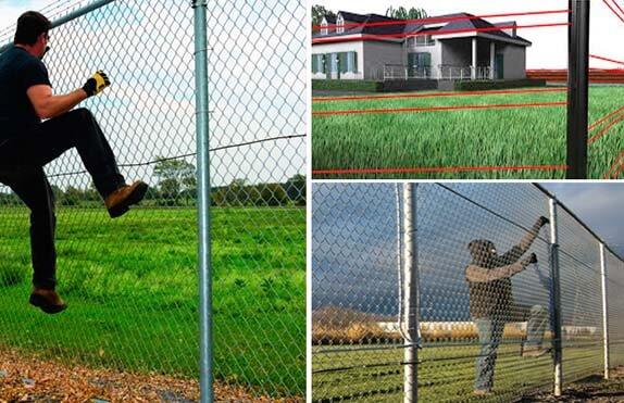 Sistemas perimetrales de seguridad