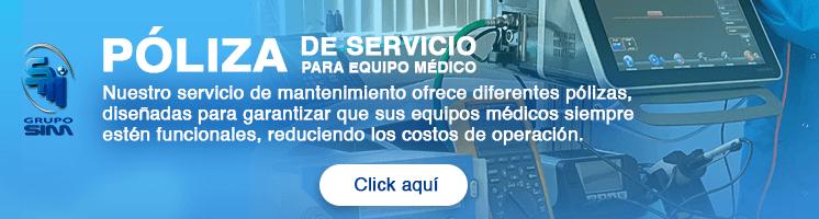 Póliza de servico para hospitales