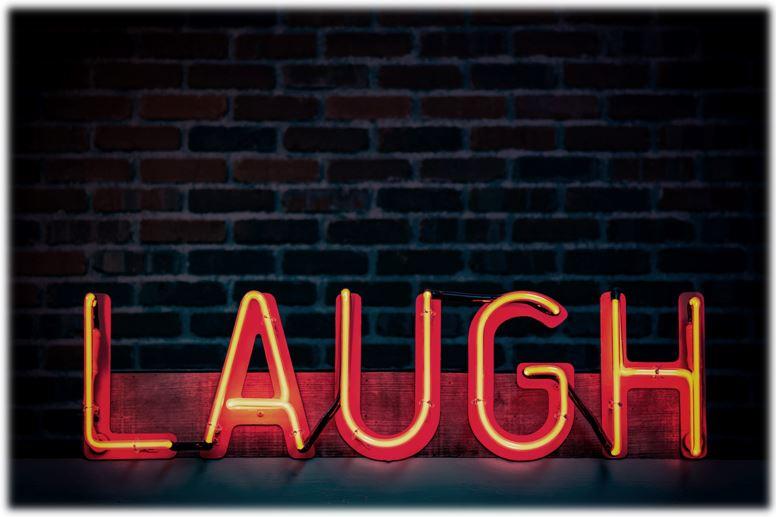 ríe risas verdaderas